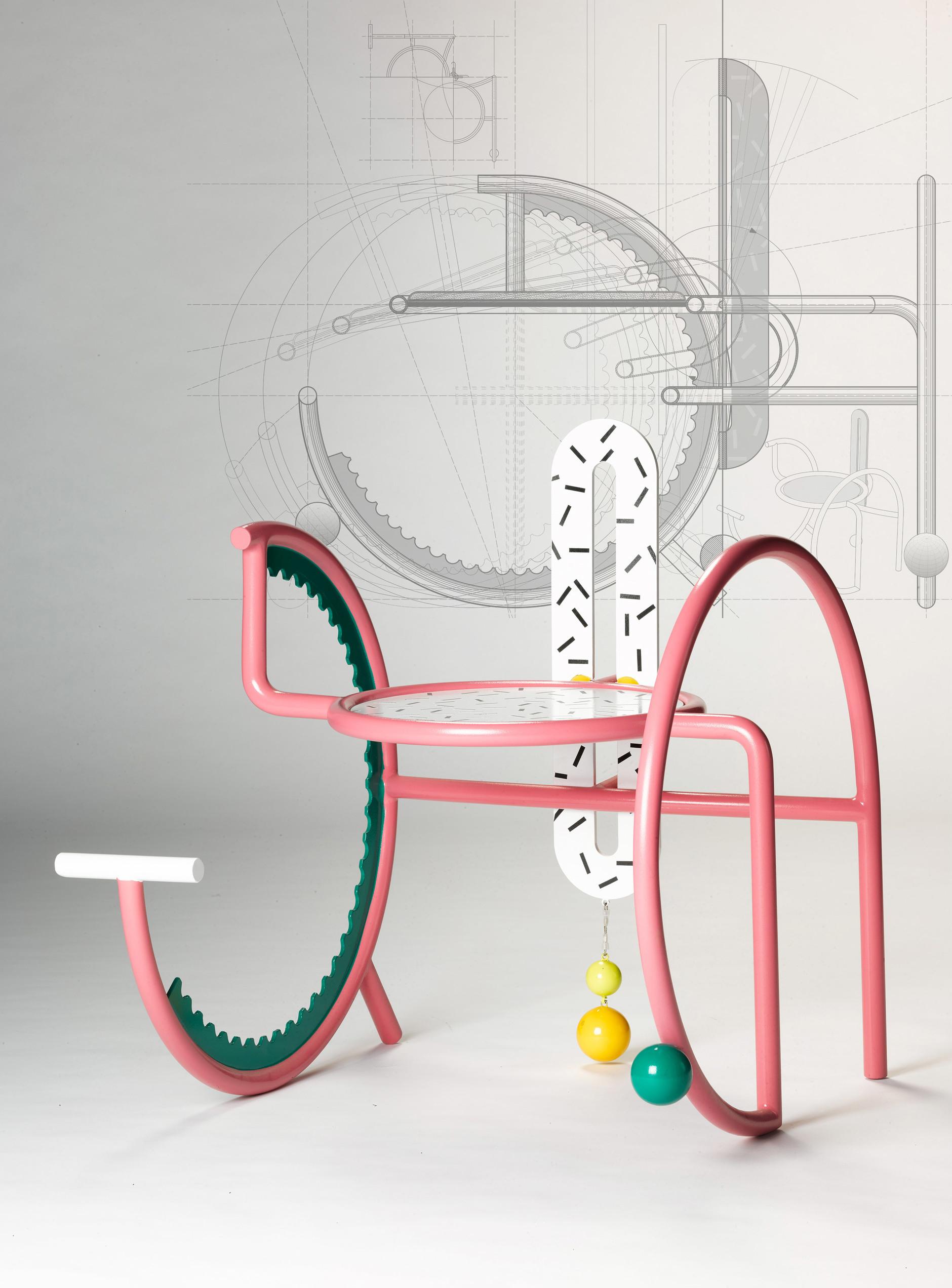 Стулья-«антистрессы» от китайского дизайнера (галерея 4, фото 4)