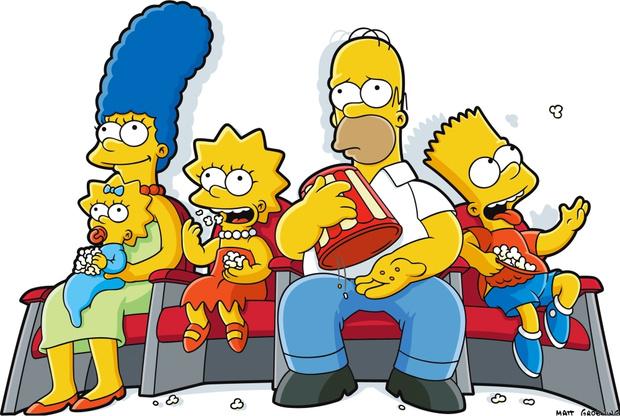 Мультсериал «Симпсоны»