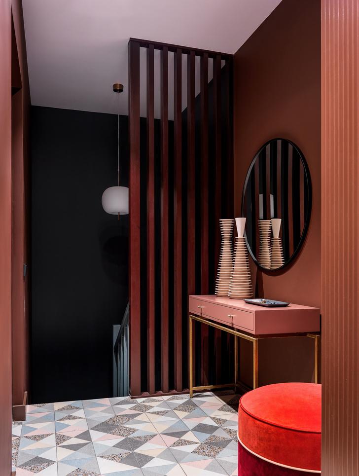 Проект Марины Брагинской: московская квартира 110 м² (фото 3)