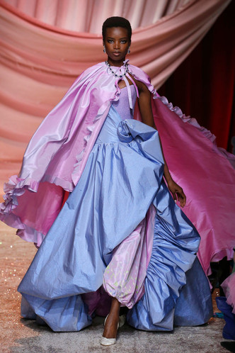 Побег из Самарканда: показ Ulyana Sergeenko Couture в Париже (фото 13.2)