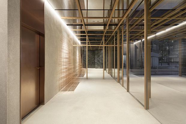 Nendo + Ikawaya Architects: офисное здание в Токио (фото 4)