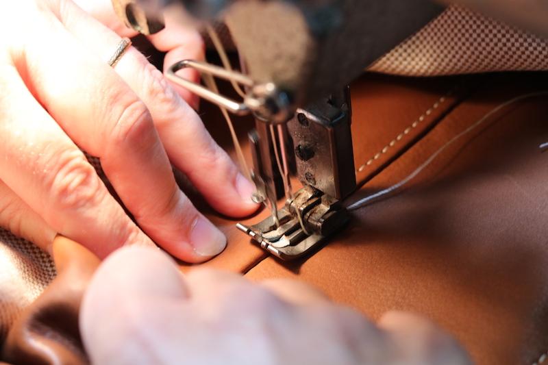 Фабрика Canapés Duvivier: натуральная кожа «от кутюр» (фото 3)
