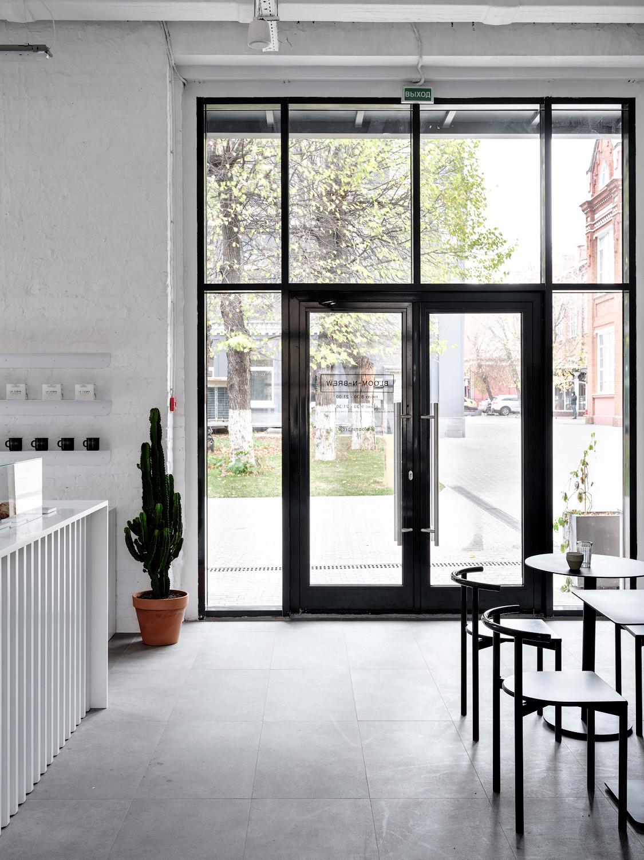 Приют аскета: московская кофейня от Asketik Studio (галерея 8, фото 2)