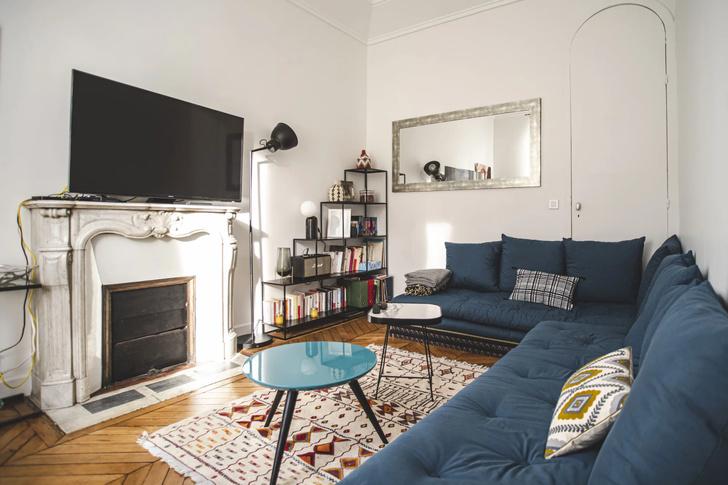 Парижская квартира (фото 6)