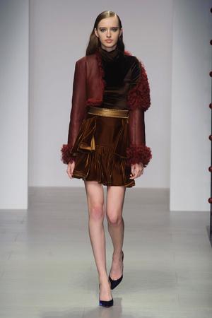 Показы мод Emilio de la Morena Осень-зима 2014-2015 | Подиум на ELLE - Подиум - фото 3894