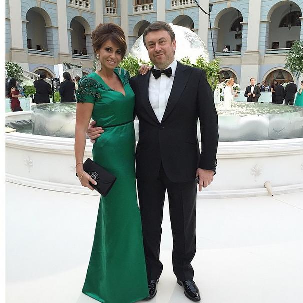 Ида и Александр Достман