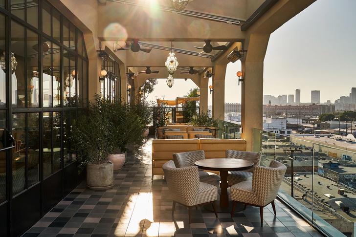 Новый бутик-отель Soho House в Лос-Анджелесе (фото 12)