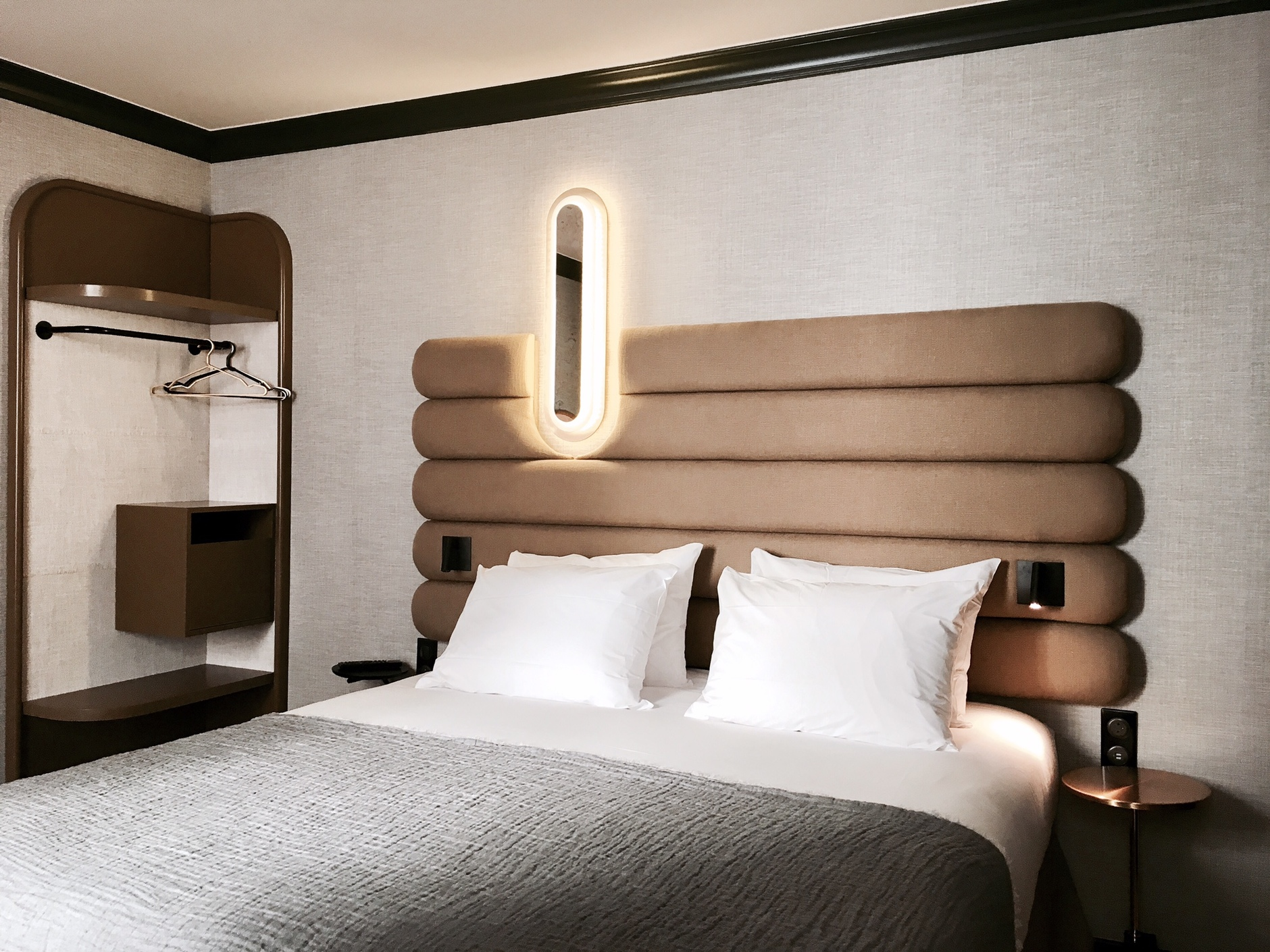 Отель в Париже в стиле ар-деко (галерея 11, фото 5)