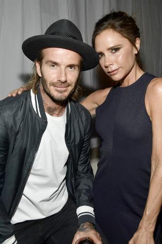 Фото дня: Дэвид и Виктория Бекхэм на вечеринке в Лос-Анджелесе фото [3]