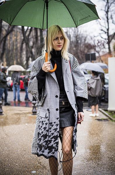 Как одеться в дождь: | галерея [3] фото [2]