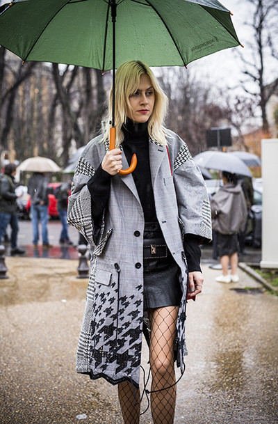 How to dress in the rain: | gallery [3] photos [2]
