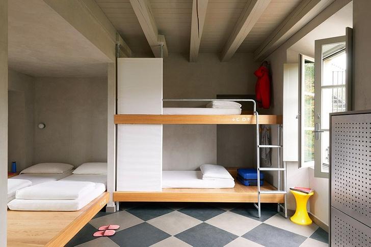 Дизайнерский хостел Combo в Милане (фото 4)