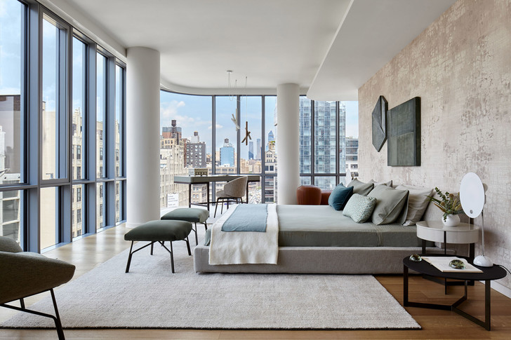 Жилой комплекс 565 Broome Soho в Манхэттене по проекту Ренцо Пиано (фото 8)