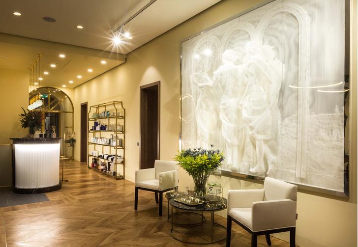 Центр красоты и здоровья «Белый сад» в гостинице «Метрополь» фото