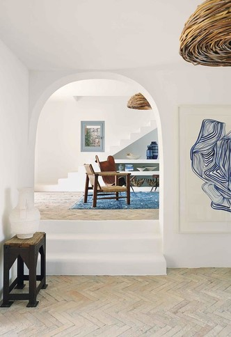 Дом на Ибице в средиземноморском стиле (фото 10.1)