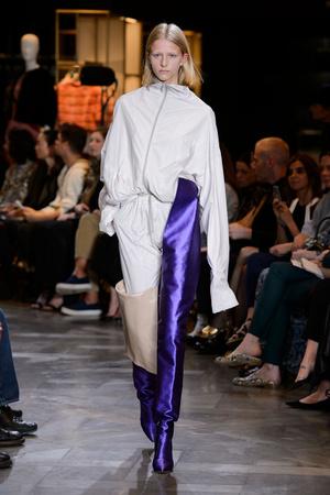Весна  2017 | Модные показы | Подиум ELLE - Подиум - фото 4570