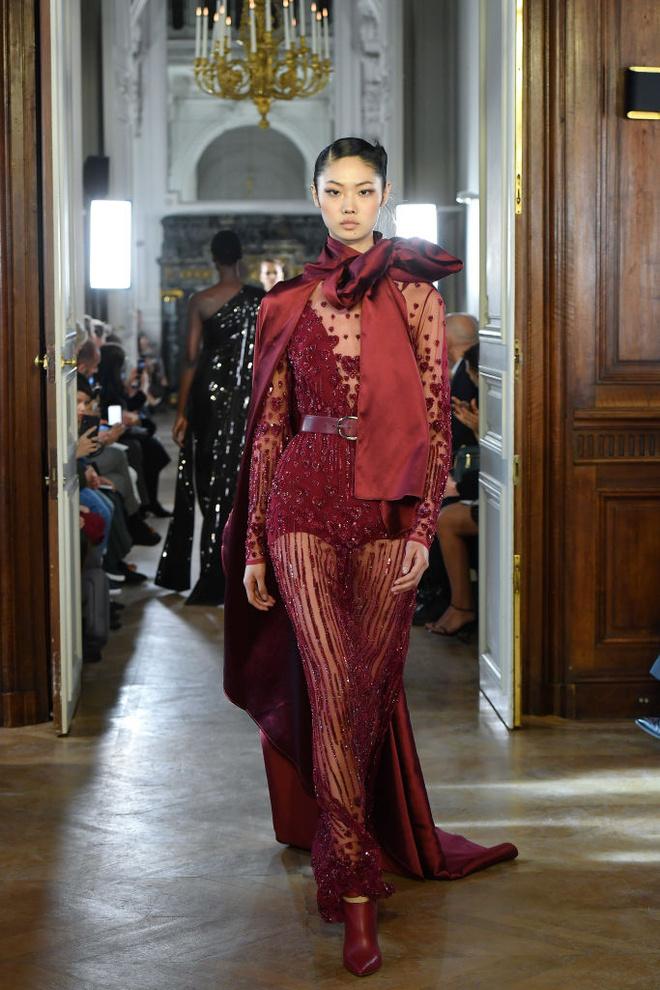 10 чувственных платьев Elie Saab (фото 10)