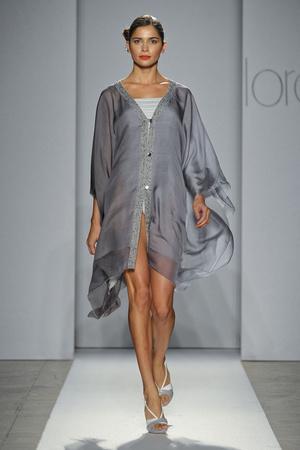 Показы мод Lorenzo Riva Весна-лето 2012 | Подиум на ELLE - Подиум - фото 1885