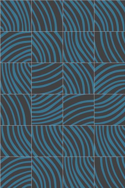 Динамичная плитка Дэвида Роквелла для Bisazza (галерея 5, фото 0)
