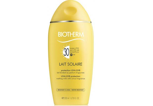 Молочко Lait Solaire SPF 30, Biotherm