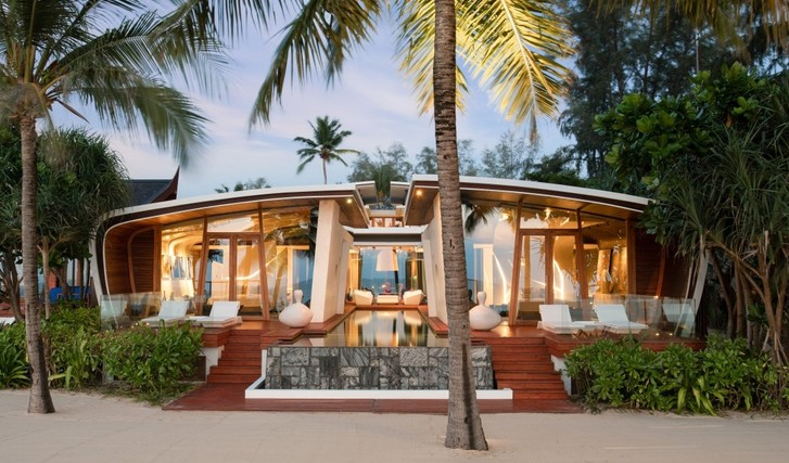 Отель Iniala Beach House на берегу Андаманского моря (фото 0)