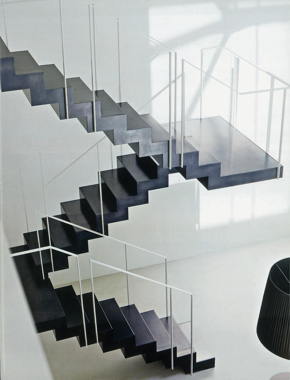 Топ-10: самые необычные дизайнерские лестницы | галерея [4] фото [1]