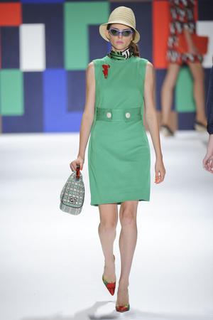 Показы мод Milly by Michelle Smith Весна-лето 2012 | Подиум на ELLE - Подиум - фото 2002
