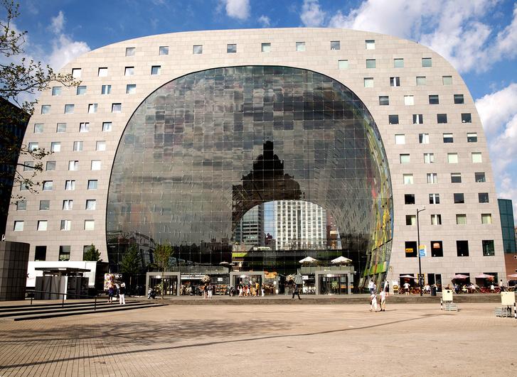 Архитектурный гид: Роттердам (фото 26)