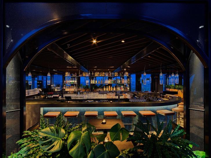 Эклектичный отель QO в Амстердаме (фото 0)