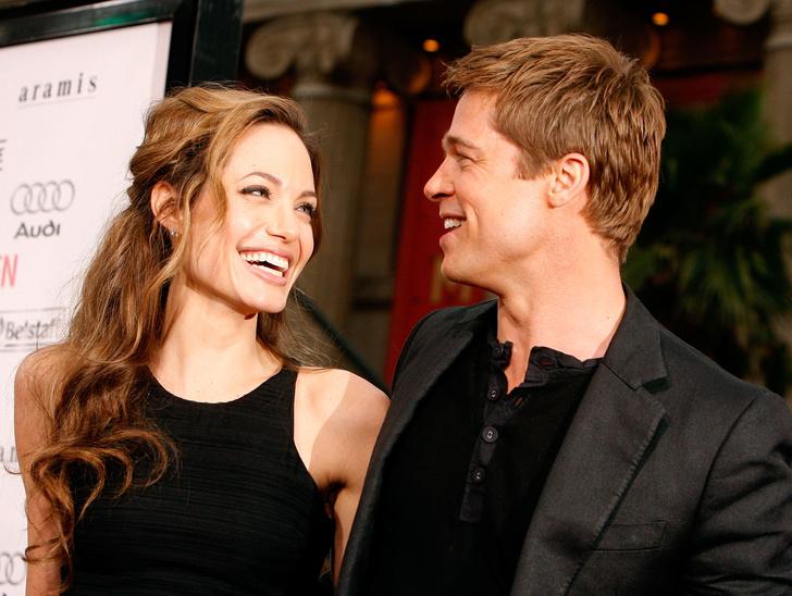 Анджелина Джоли: «Я думала, у меня получится спасти наш брак» (фото 1)