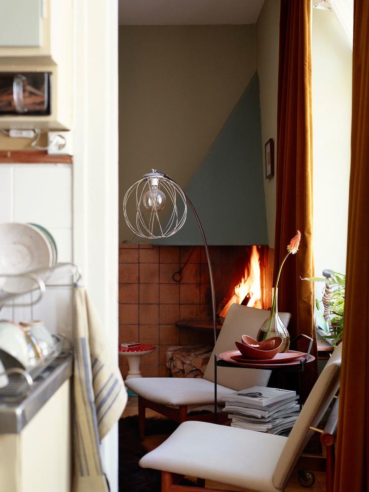 Креативная квартира стилиста и модели Урсулы Венгадер (фото 13)