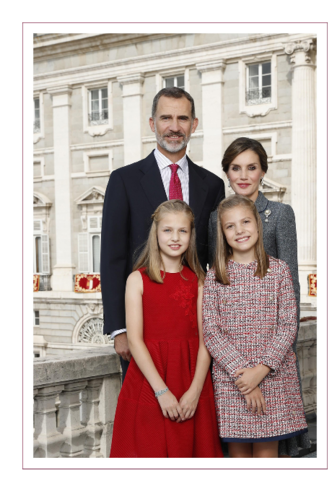 Британия vs. Швеция: рождественские открытки королевских семей (фото 6)