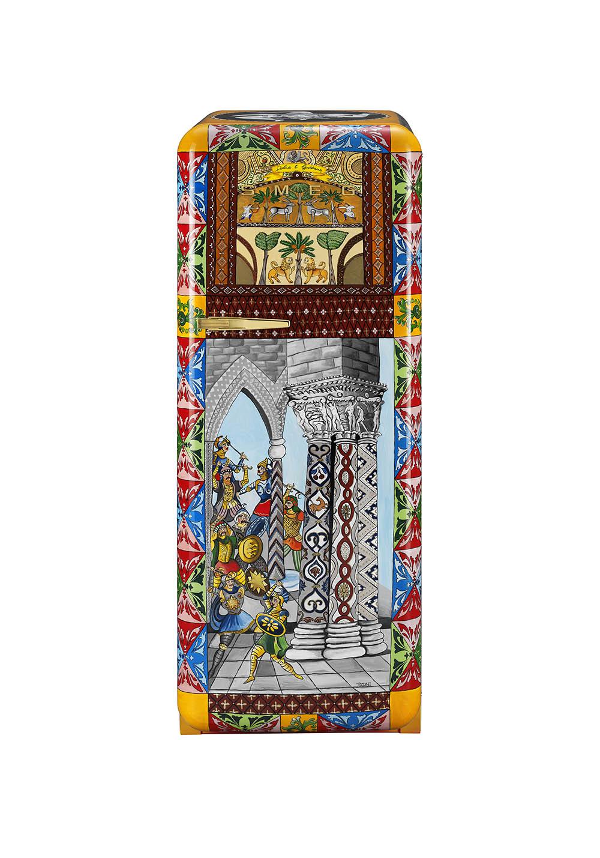 Сенсация: Холодильники от Dolce & Gabbana и Smeg | галерея [1] фото [6]