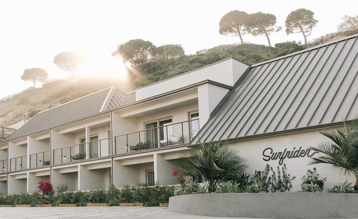 Мини-отель The Surfrider в Малибу (фото 10)