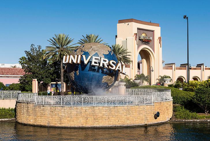 Universal Studios, США самые известные парки развлечений