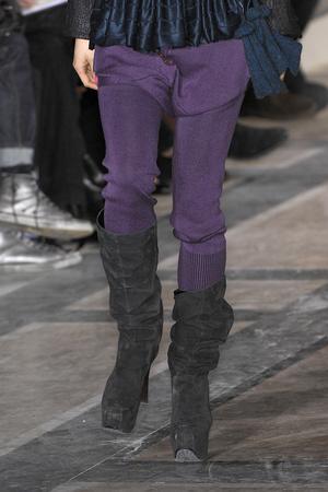 Показ Vivienne Westwood коллекции сезона Осень-зима 2009-2010 года prêt-à-porter - www.elle.ru - Подиум - фото 100213