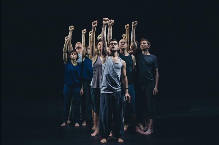 «Танец Импровизация Перформанс»: онлайн-марафон ММОМА и VOZDUKH Center (фото 0)