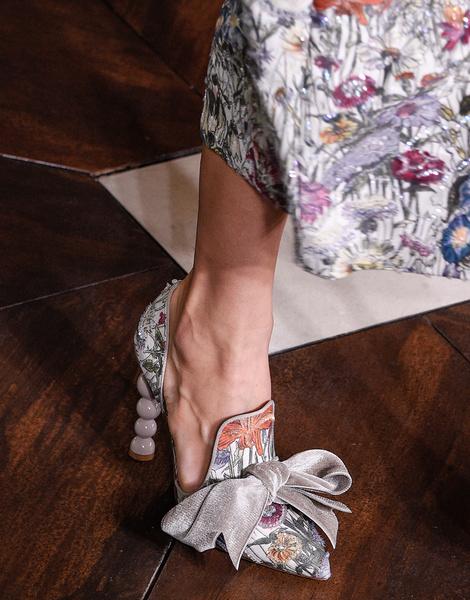 Итоги Недель моды: самая красивая обувь | галерея [3] фото [12]