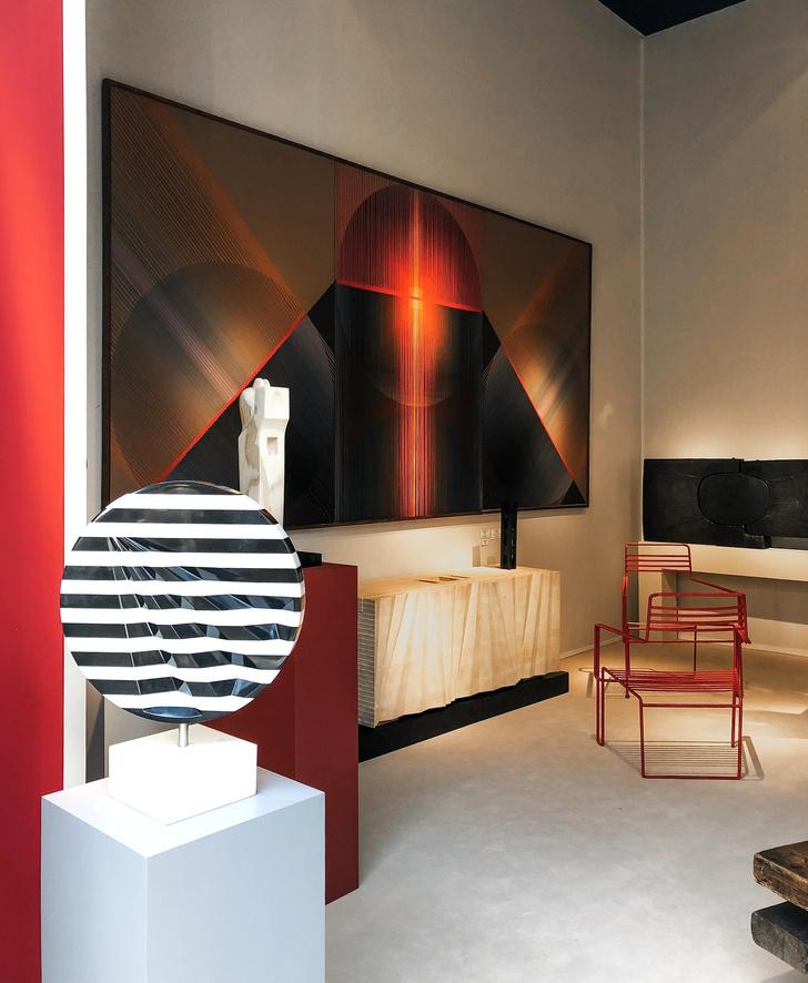Марина Брагинская о Парижской биеннале антиквариата (фото 7)