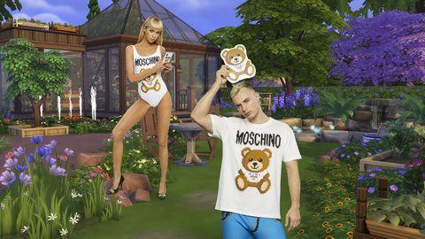 Что носят персонажи игры Sims, а теперь и мы? (фото 1)