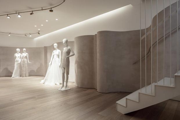 Новая романтика: свадебный бутик в Тель-Авиве (фото 3)
