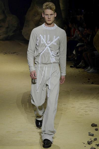 Неделя мужской моды в Париже: лучшие показы | галерея [5] фото [28]