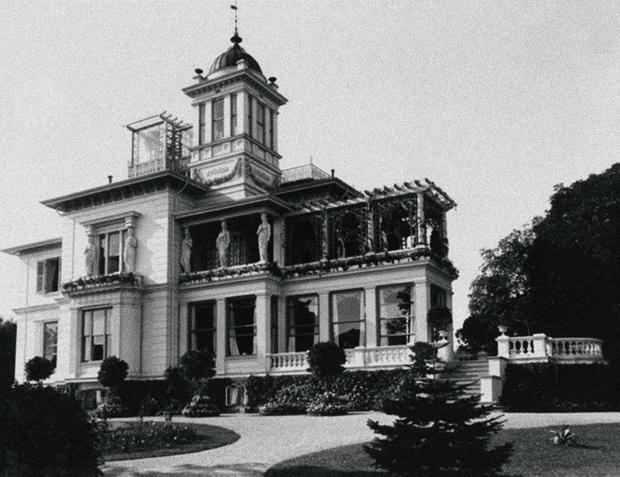 дом Императрицы Марии Федоровны, Видёре, Дания