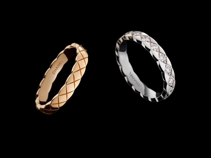 Только по любви: украшения из новой коллекции Chanel Coco Crush (фото 2)
