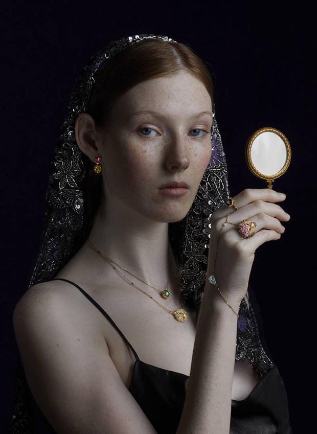 Слишком красиво: ювелирная кампания Gucci как произведение искусства (фото 2)