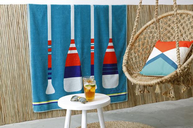 Топ -- 10: Самые модные пляжные полотенца и аксессуары (фото 4)