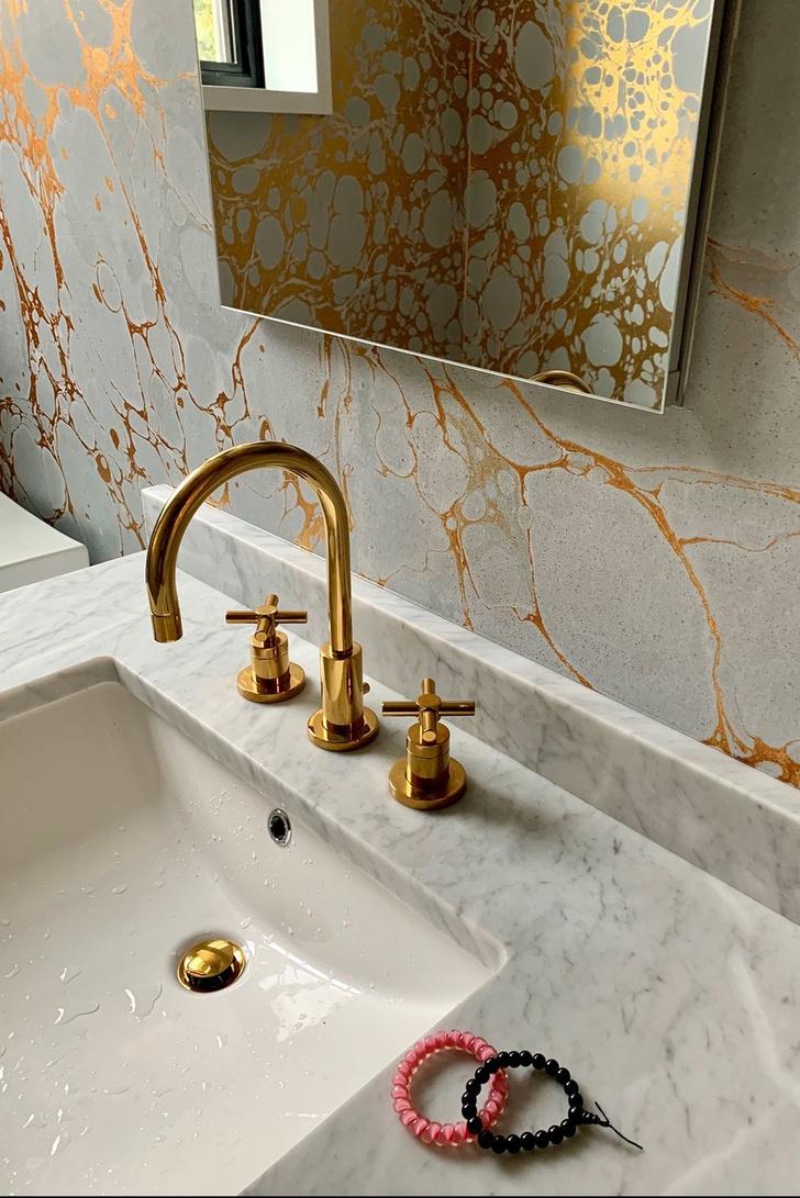 Тренды 2020: дизайн ванной комнаты (фото 11)