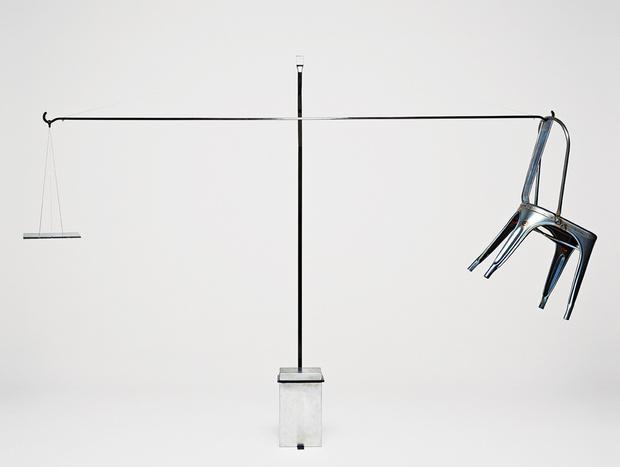 Культовый объект: индустриальный стул Ксавье Пошара (фото 4)