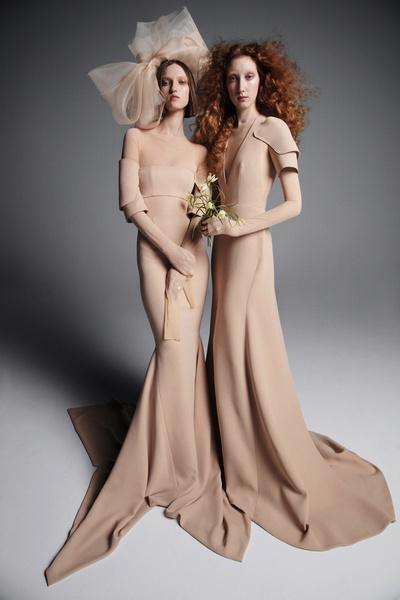Just married: самые красивые свадебные коллекции 2019 (галерея 1, фото 10)