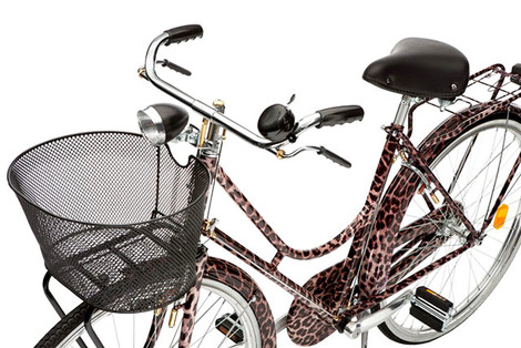 велосипеды Dolce & Gabbana
